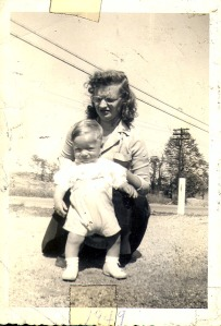 Me and Mom 1949
