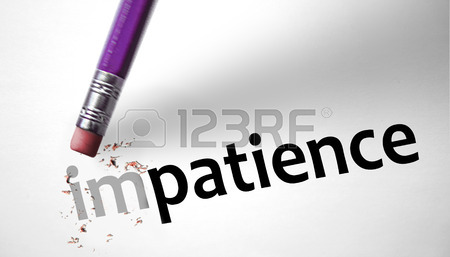 29672696-eraser-changing-the-word-impatience-for-patience