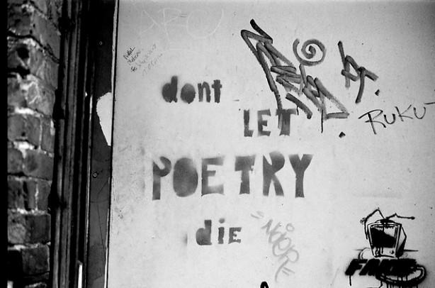 don't let poetry die